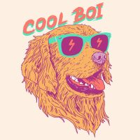 Cool Boi by HillaryWhiteRabbit