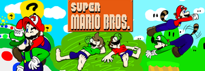 Mario Brotherly Love - Dodohi by AllHailWeegee