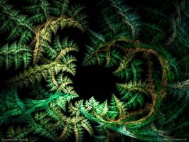 Fractal Fernery by psion005