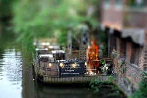 Gent Tilt Shift by flext