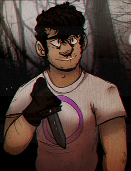 lee has a great time in the woods by jays0ns