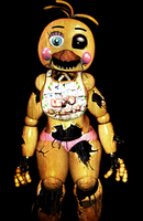 Five Nights at Freddy's [Withered Toy Chica] by Christian2099
