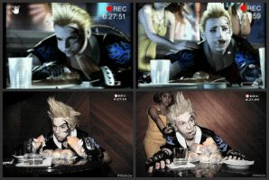 Zell Dincht Cosplay, Final Fantasy VIII by Alexcloudsquall