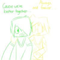 Better together by Gameaddict1234
