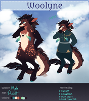 Caspian Woolyne Registration by fayeskies