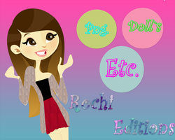 rochi editions by RochiTinita