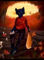 Mae's Weird Autumn [NitW] by Aowna