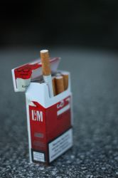 Cigarettes by happymaster