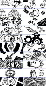 Miiverse Collection 1 by BigTippi