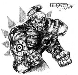 Cybertroll by BloodlustComics