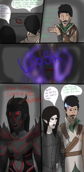 Dragon age inquisition(skyrimcrossover)-summoning by shadowwolf133
