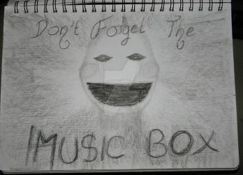 FNAF - Don't Forget the Music Box by Willow0Angel