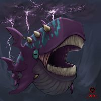 MOBIUS the land eater by DarkHeartsClub
