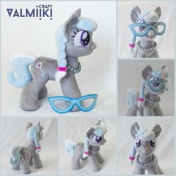 Plushie Silver Spoon 12 inches by Valmiiki