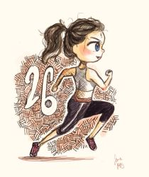 26.2 miles by Chibi-Joey