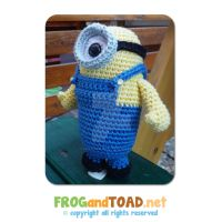Minion FROGandTOAD by FROG-and-TOAD