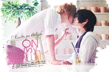SocialSpirit Fanfic On my Own by Anlyah First Ver. by amuletdream1