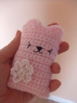 Cute Crochet Cover by minimog-mum
