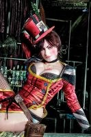 At MoXXXi's by Usagitxo