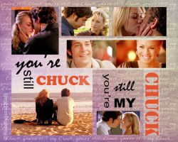 ..You're still MY Chuck.. v2 by rosesyjuco
