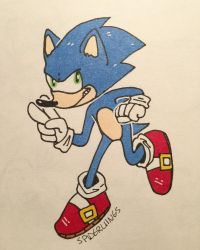 fast boy by spiderliings