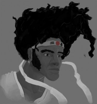 Afro by GuilherMCosta