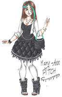:EAH OC: Mary-Ann Pitch by MikuParanormal