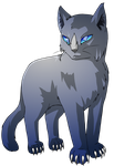 Bluestar by ColacatintheHat