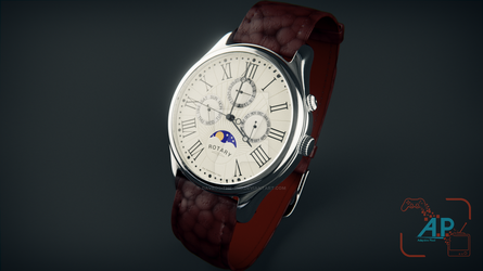 Rotary Watch by Davros-the-2nd