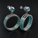 earrings 002 by AnthonyRalano