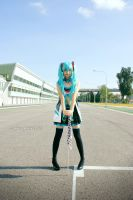 RQ Miku - On Your Mark by farizasuka