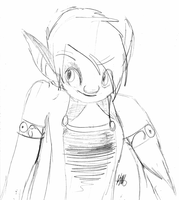 RPG Nadetta Sketch by Pixel-Program