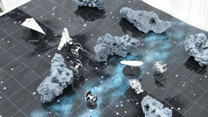 Custom Asteroids for SW Saga 4 by wolf74145