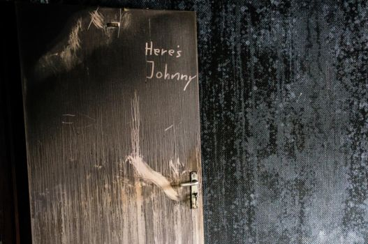 Here's Johnny by EkNoa