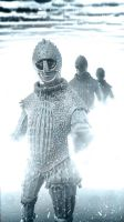 Doctor Who - The Ice Warriors by GrantBattersby
