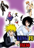 KUNG FU FALSO by Ca--iN
