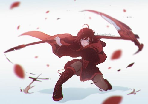 Ruby by Koyorin