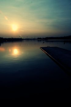Two Suns in the Sunset 2. by reemergence