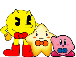 The Guys In Bowties by SuperStarfy2002