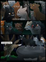 Warriors: Blood and Water - Page 28 by KelpyART