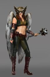 Hawkgirl by abask5