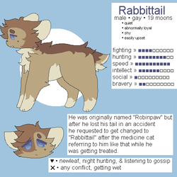 rabbittail by glittertoxin