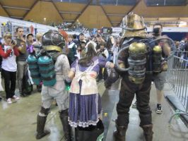 Bioshock behinds by Lily-pily