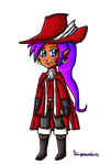 Shantae red mage by ninpeachlover