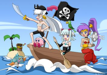 Pirates Adventure! by soma011