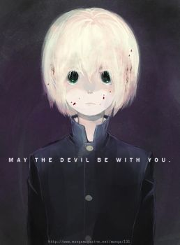 May the Devil be by demitasse-lover