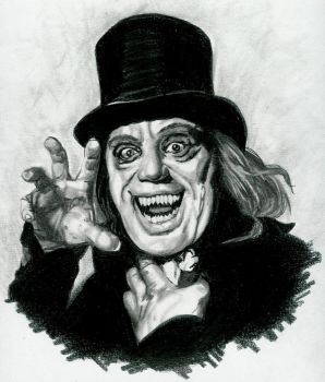 Lon Chaney by Ryan-J-Miller