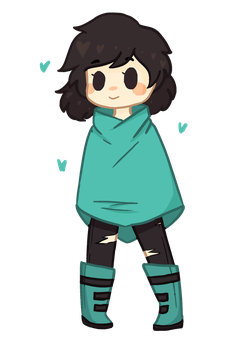 Evie Chib by Indighosty