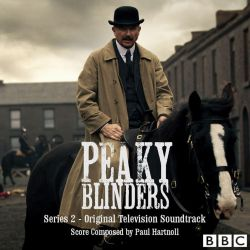 Peaky Blinders soundtrack album cover season 2 by TimeyWimey-007