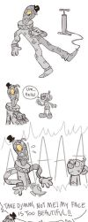 Cuphead pacfist au - part 2 by yellow-pyro